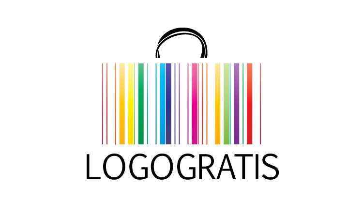 Logo Shopping Barcode